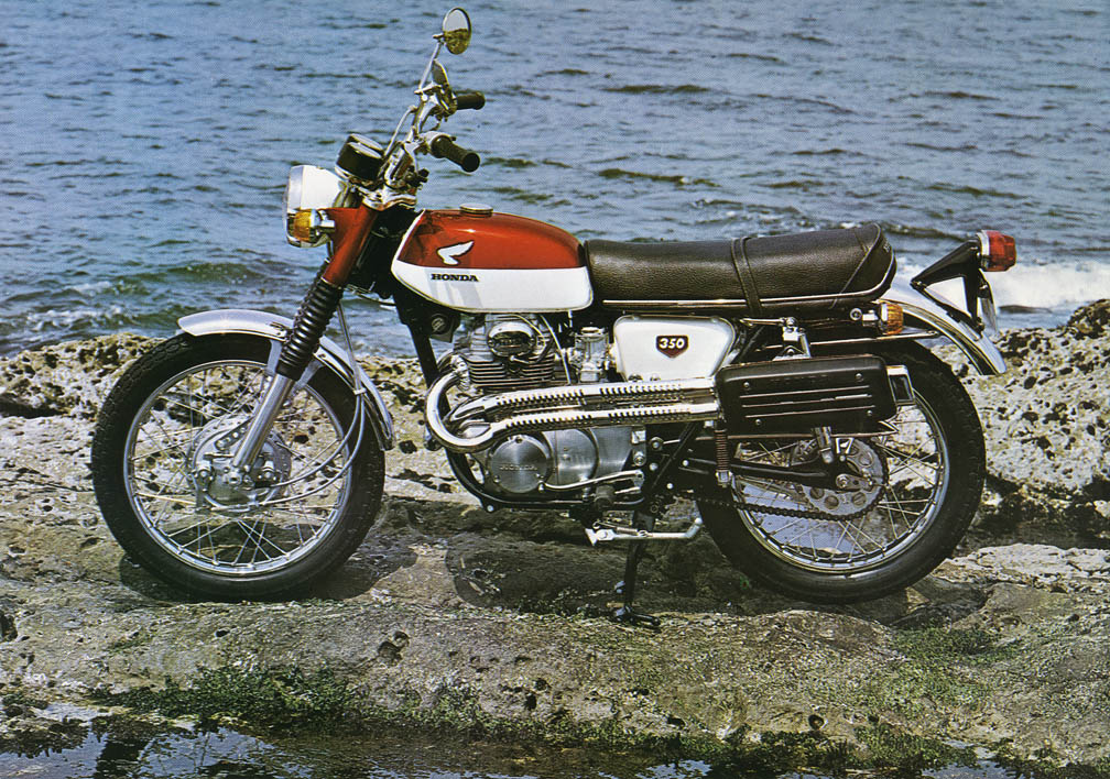 1968 USA Production Model CL350K0
