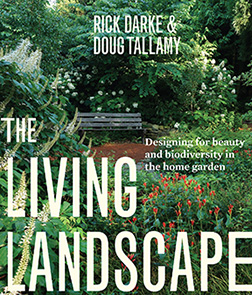 The Living Landscape jacket front